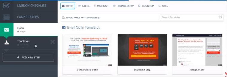 ClickFunnels Builder Templates