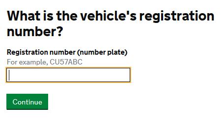 cum verifici asigurarea uk mot si road tax 5