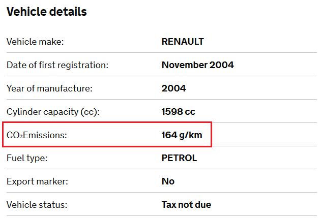 cum verifici asigurarea uk mot si road tax 8
