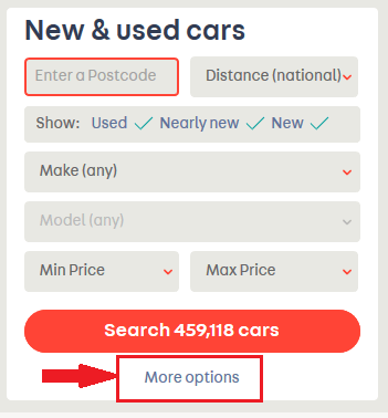 masini anglia autotrader more options