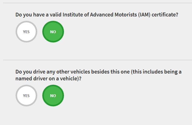asigurarea masinii go compare 25