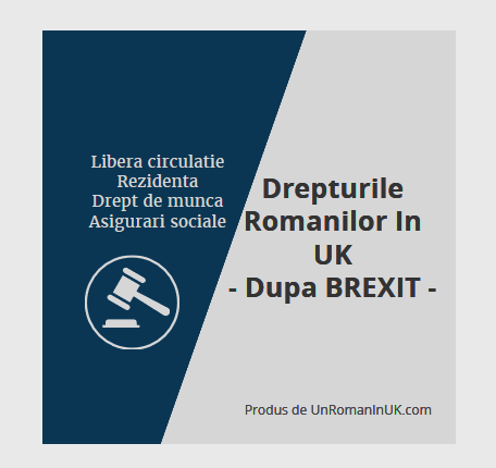 drepturile romanilor in uk