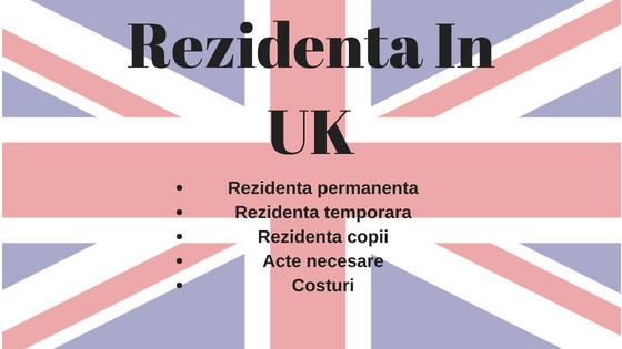 Rezidenta In UK