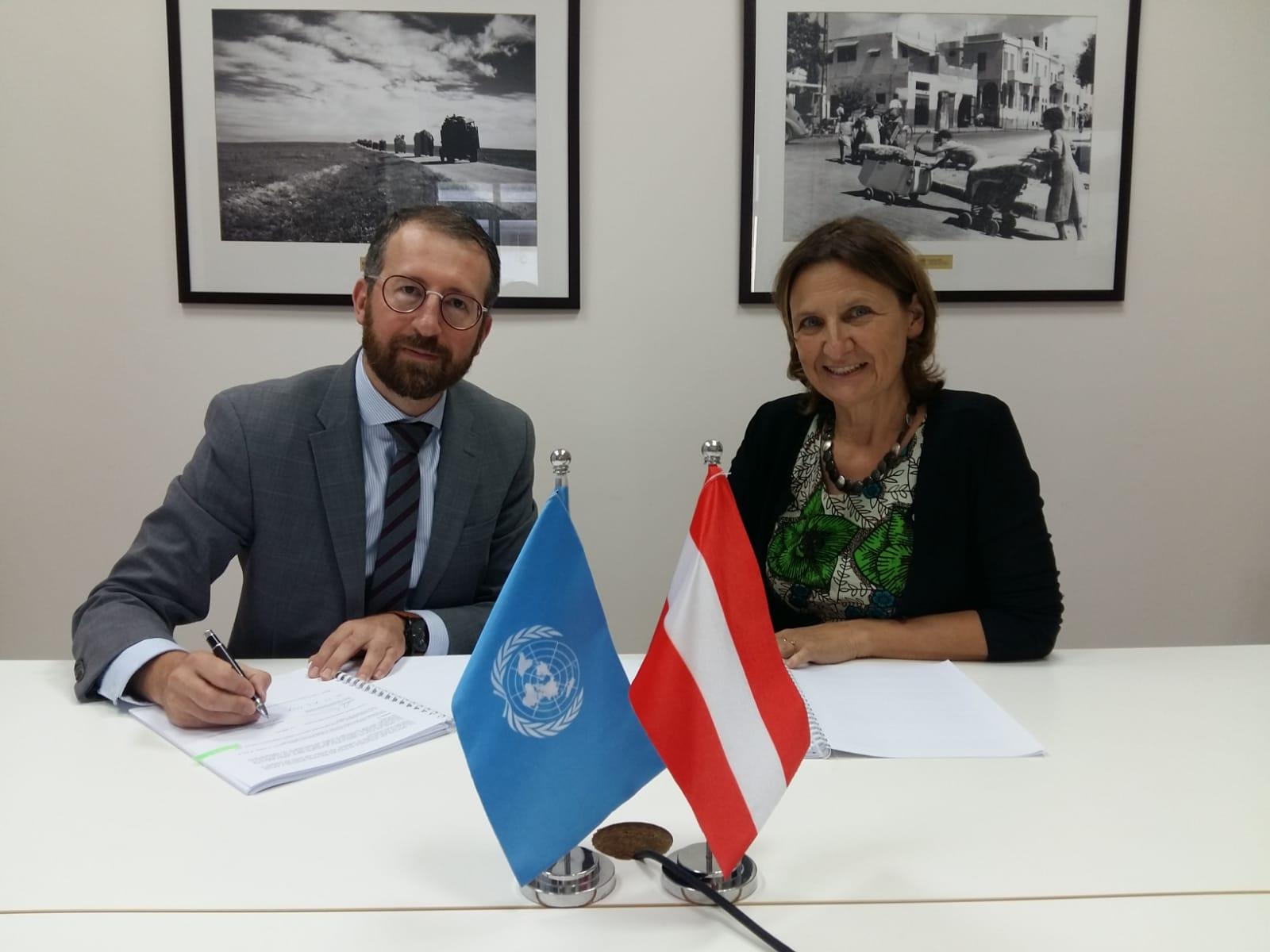 Government of Austria Contributes EUR 1 95 Million to