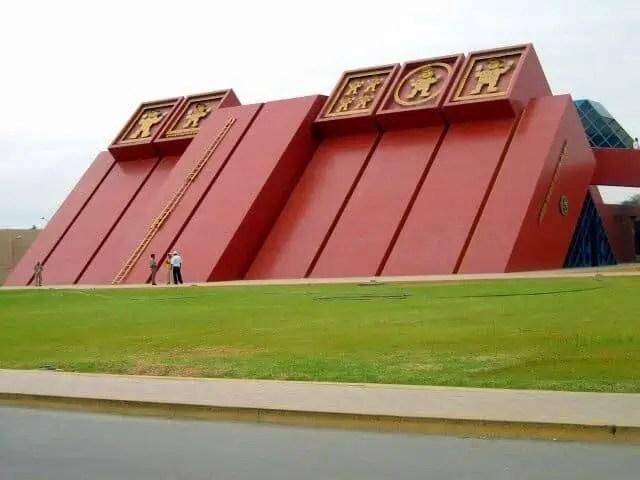Musée du seigneur de Sipan