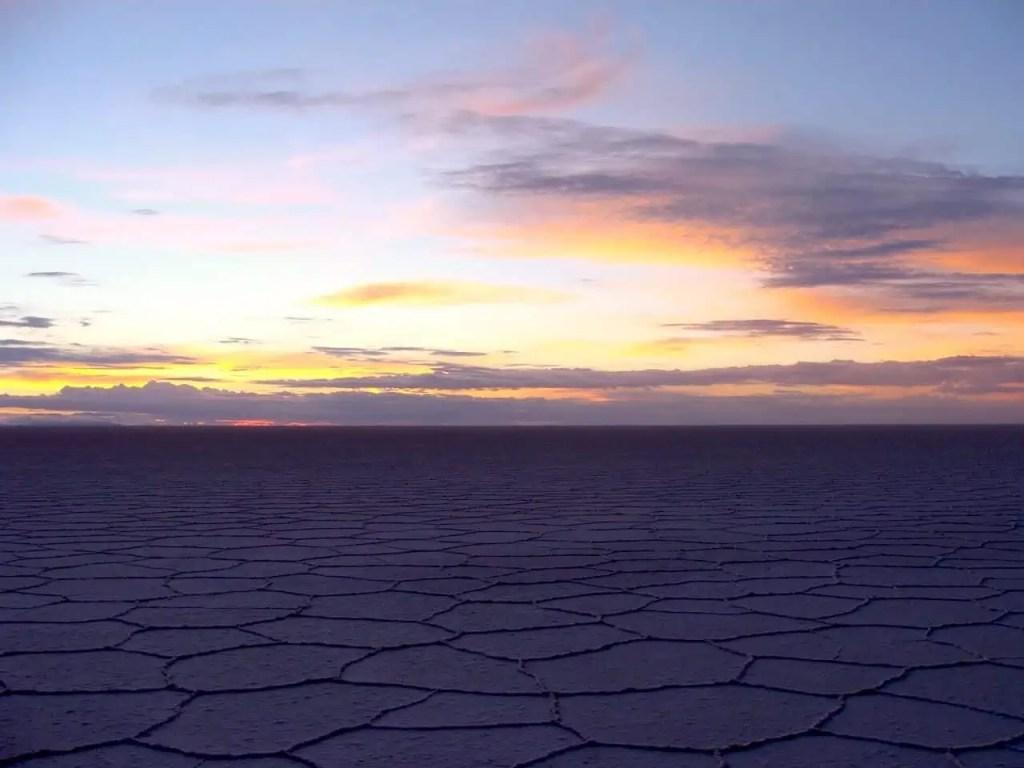 Uyuni, Bolivie, salar,