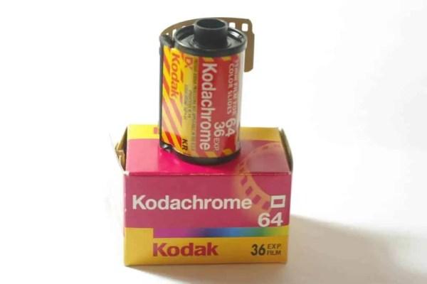 Pellicule Kodac, apapril photo jettable