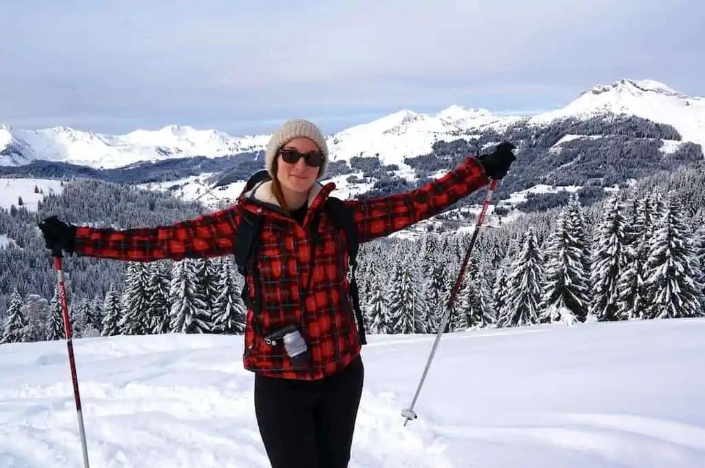 Vêtements de ski, Les Gets, Savoie Mont Blanc