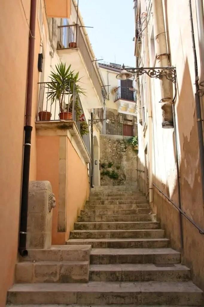 Voyager en Sicile, Ragusa