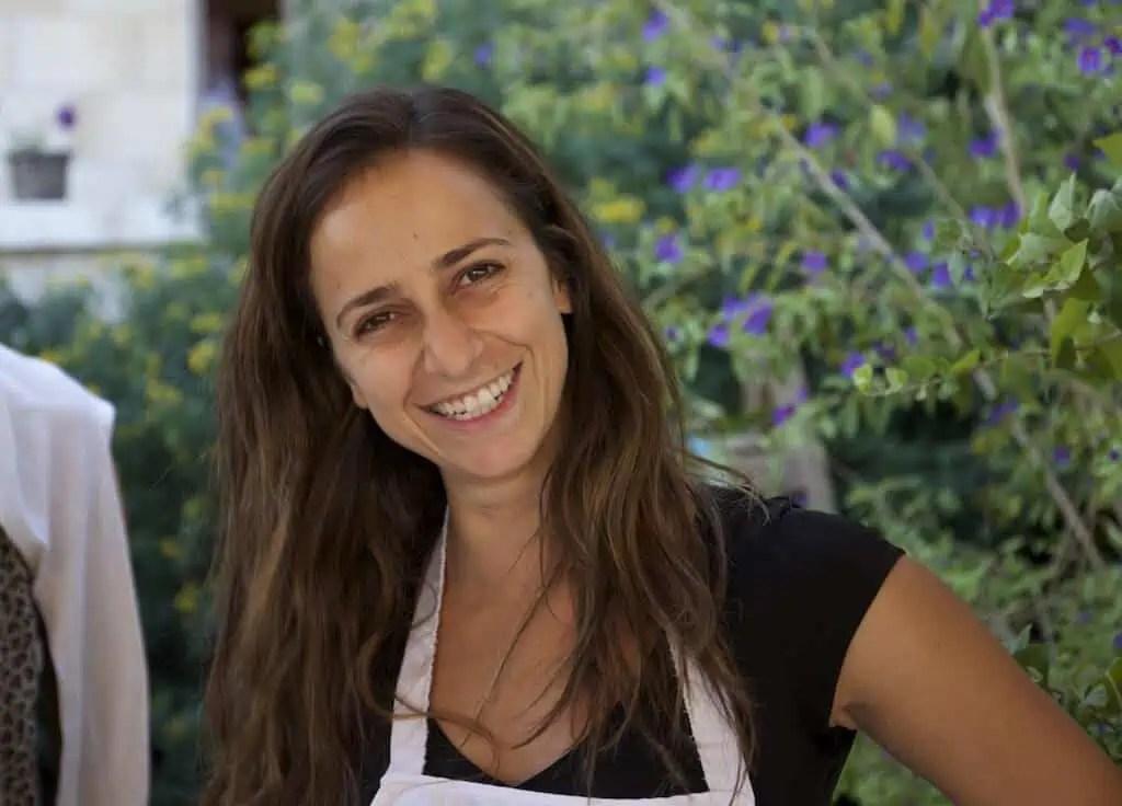 Cours cuisine, Jordanie, Beit Sitti