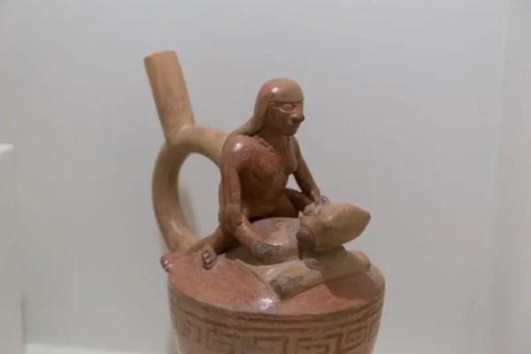 Larco, musée, Lima, Pérou