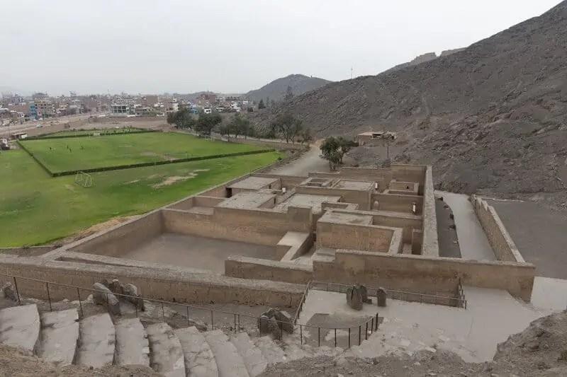 Puruchuco, Lima, archéologie, Pérou