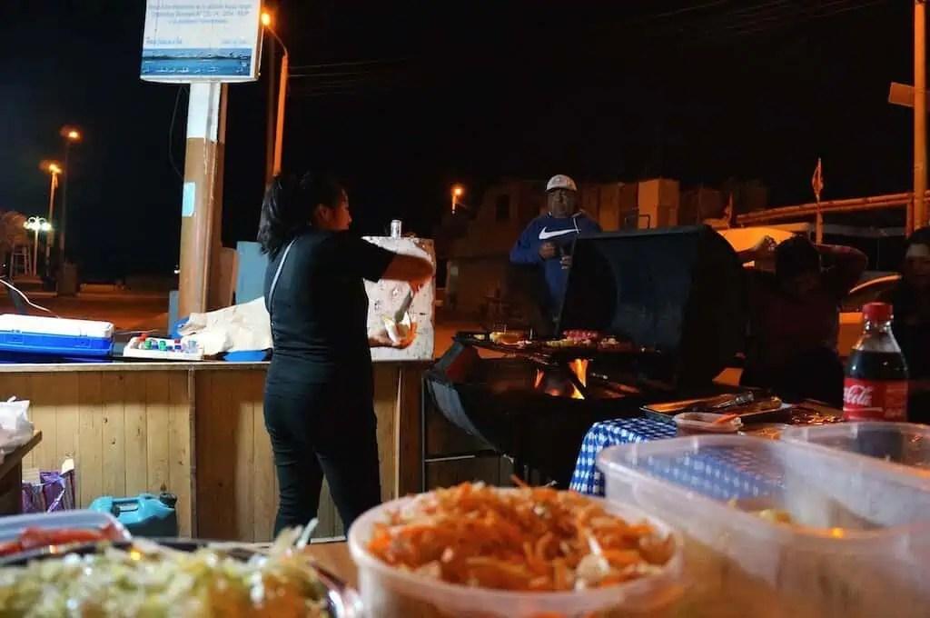 gastronomie, Paracas, Pérou