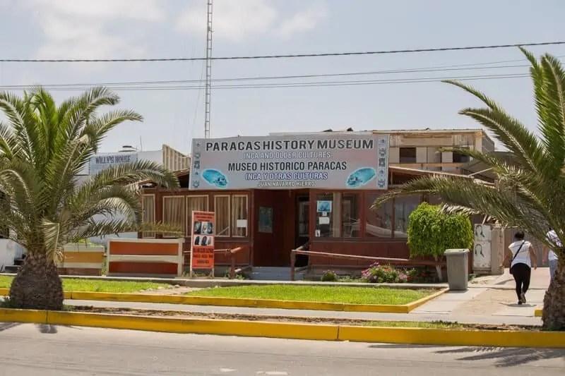 musée, Paracas, Pérou