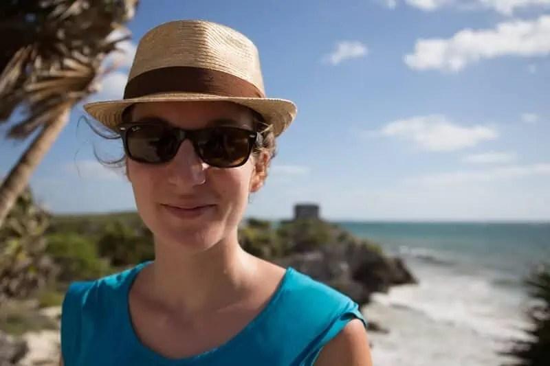 Mexique, impressions, voyage, plage, archéologie