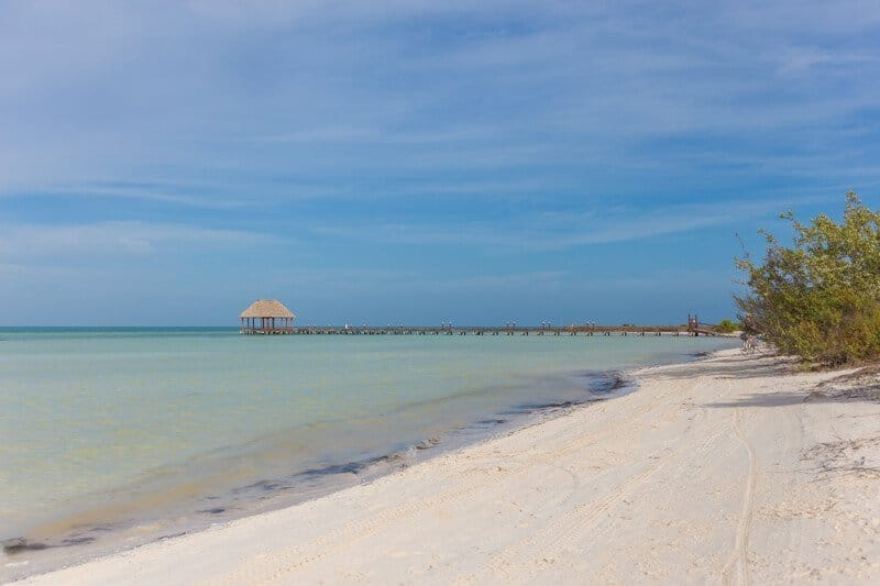 Holbox, île, Mexique, Yucatan