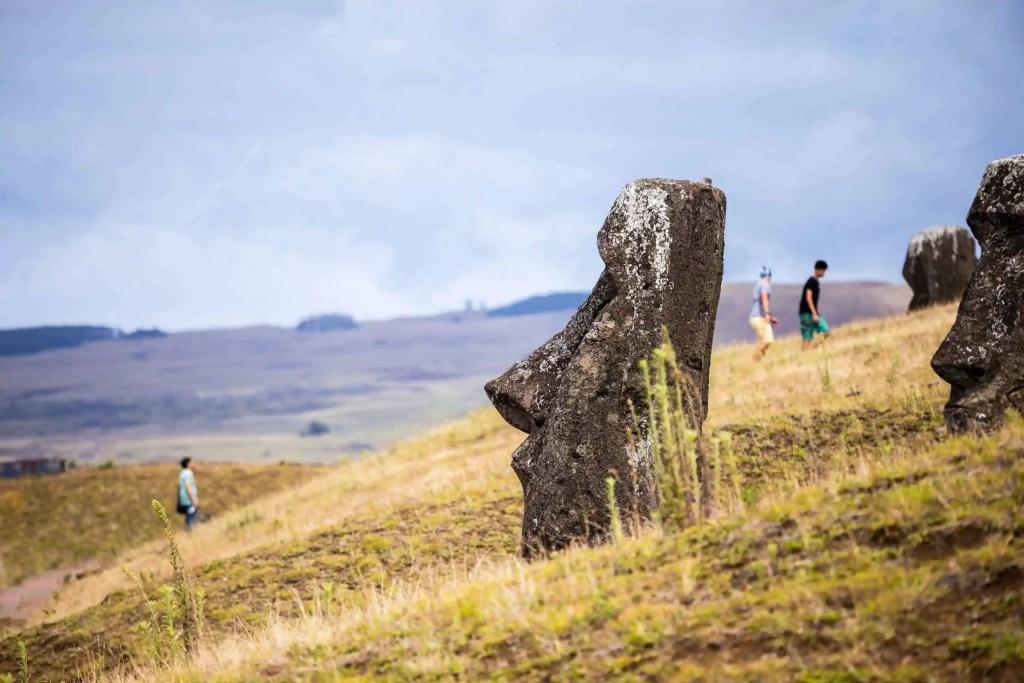 Rapa Nui, île de Pâques, Chili