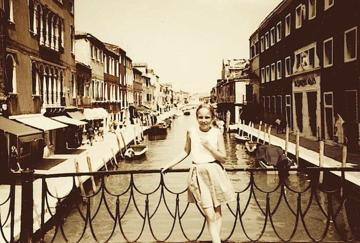 Voyage, enfant, Venise