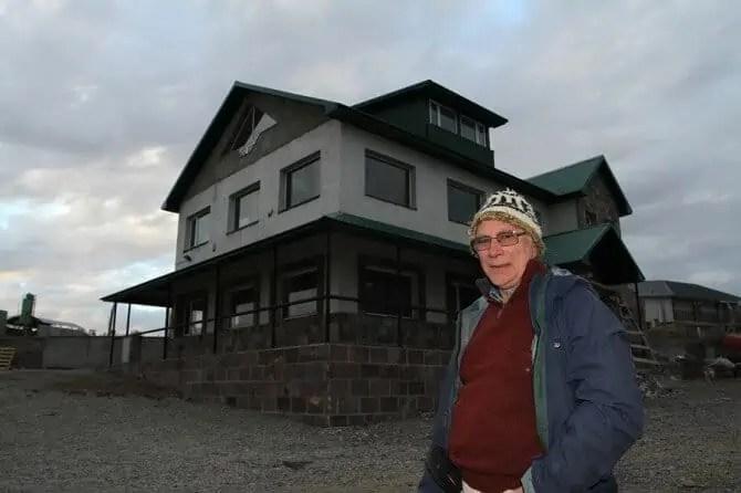 Marcos Oliva Day, Patagonie, Conociendo Nuestra Casa