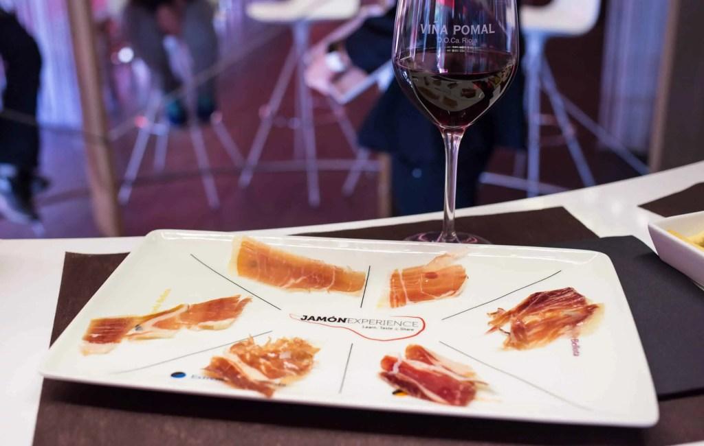 Jason Experience, Barcelone, jambon, gastronomie