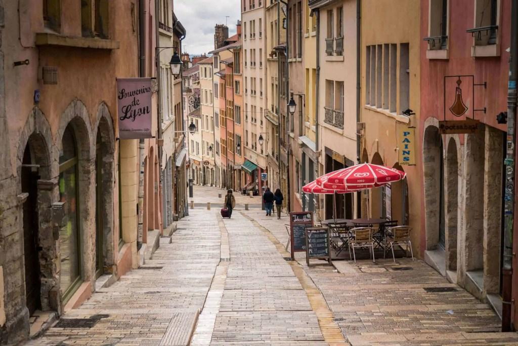 Lyon, citytrip, France, voyage