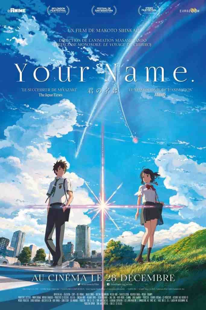Your Name, Kimi no na wa