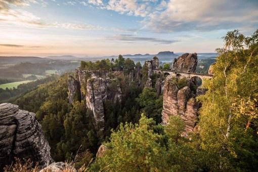 Allemagne, Saxe, Suisse saxonne, EnjoyGermanNature,