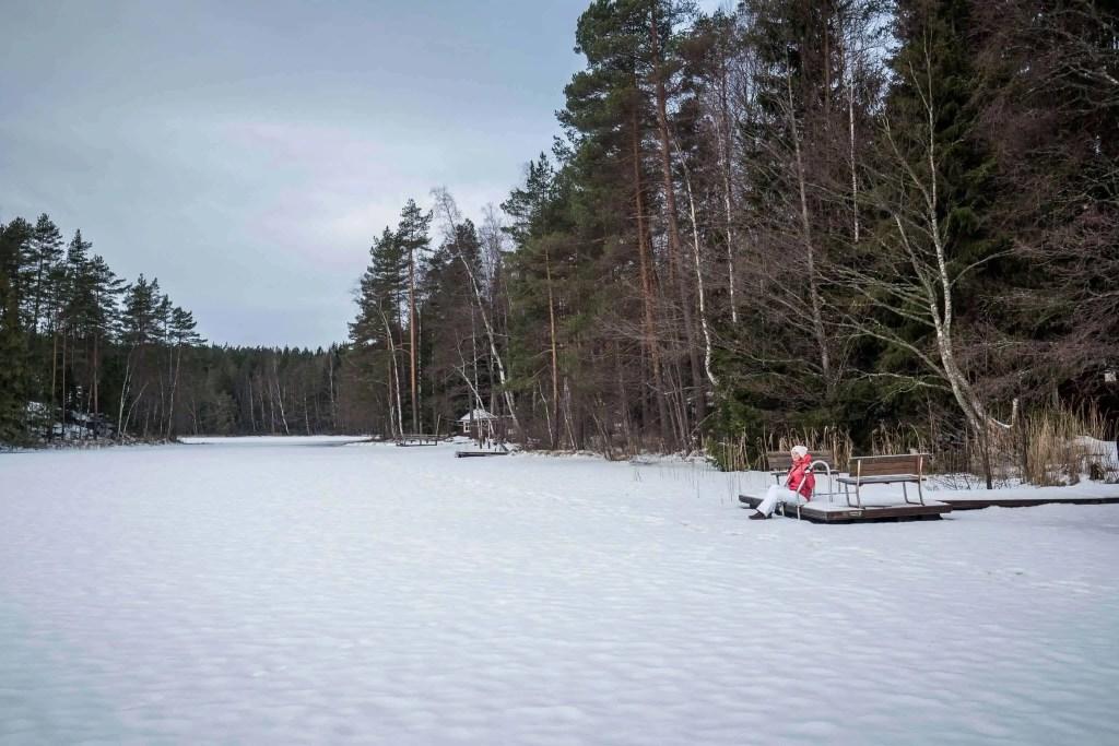 Finlande, voyage, hiver, Lahti, Päijänne, Helsinki
