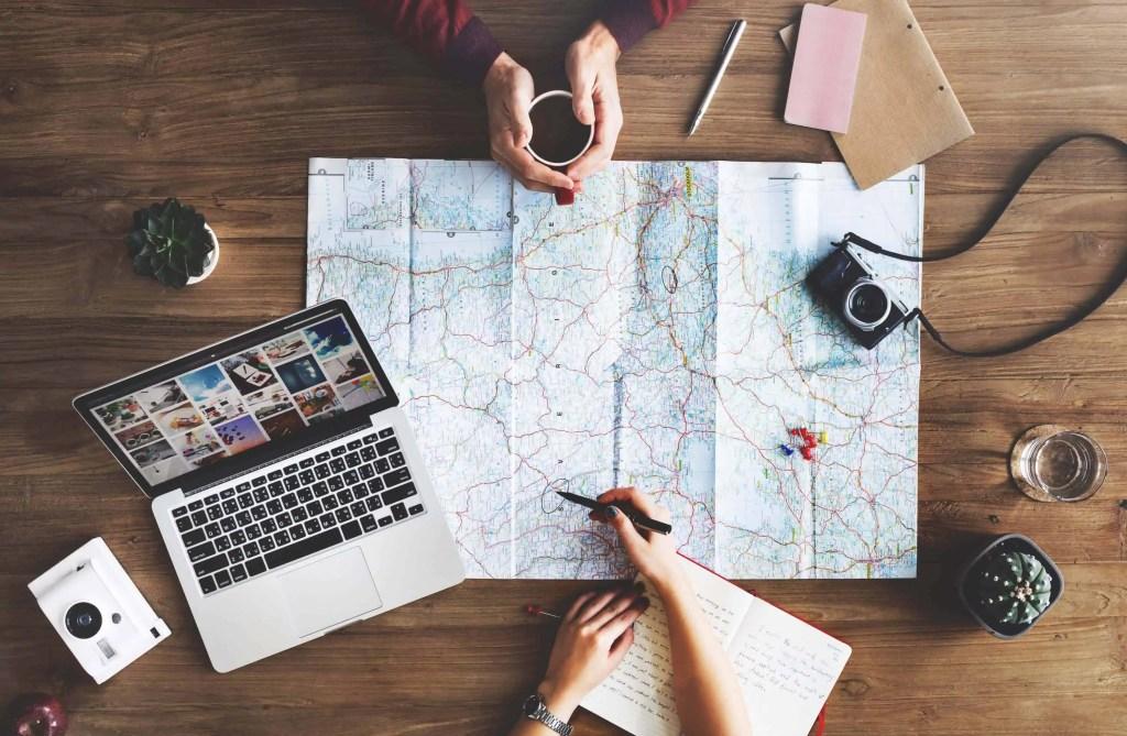 Un sac sur le dos, Réseaux sociaux, voyage, blog, Facebook, Pinterest, Instagram