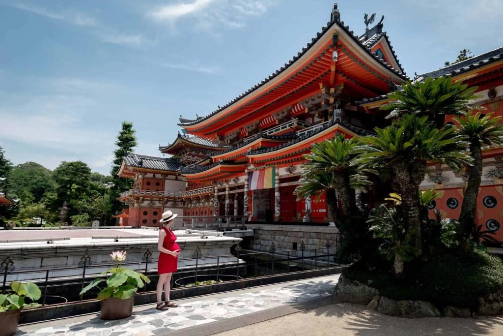 Japon, voyage, Onomichi, grossesse, enceinte