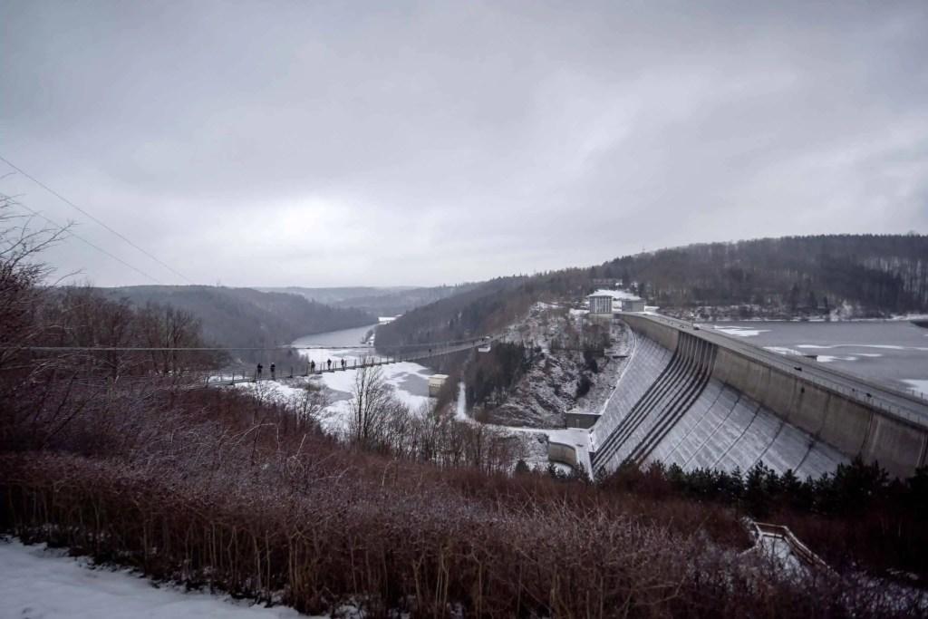 Allemagne, voyage, Harz, nature, colombage, parc, réserve, train à vapeur