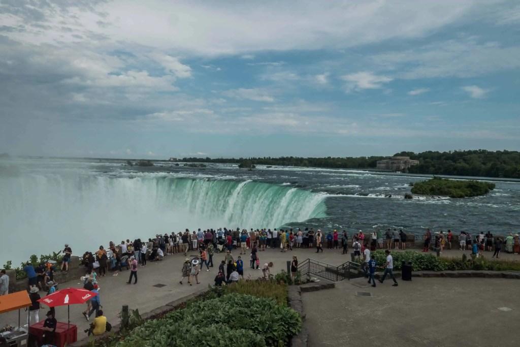 Niagara, chutes, rivière, Ontario, Canada, Amérique du Nord, roadtrip, voyage, famille, funiculaire