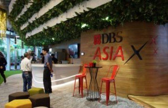 Inside DBS Asia X. Image via TechInAsia