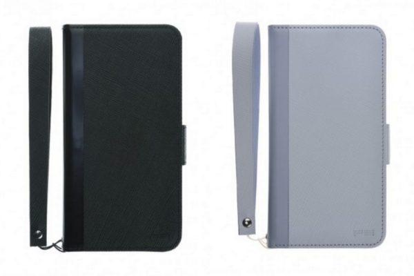 Nubox Power Support Leather Flip Case Couple Phone Case