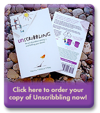 Unscribbling: the art of problem solving and fulfilling your desires is now availabl!