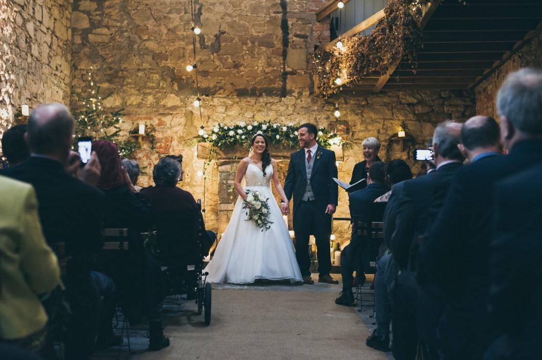 documentary wedding photographer doxford barns