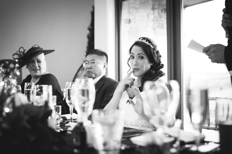 documentary wedding photographer northeast