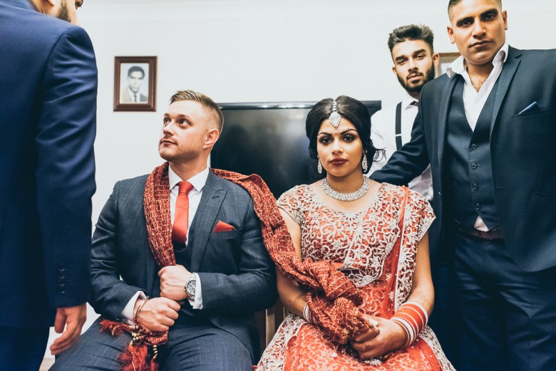 Anglo-Indian Wedding Photographer County Durham