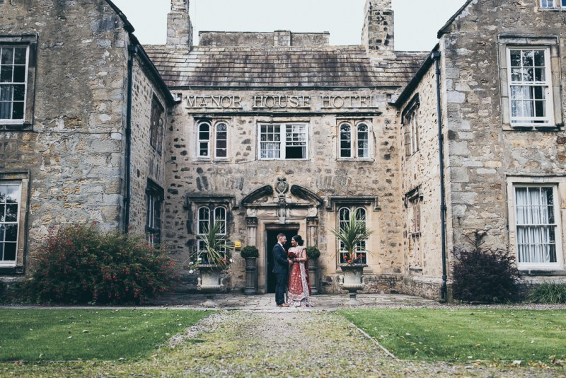 The Manor House Hotel in West Auckland Weddings