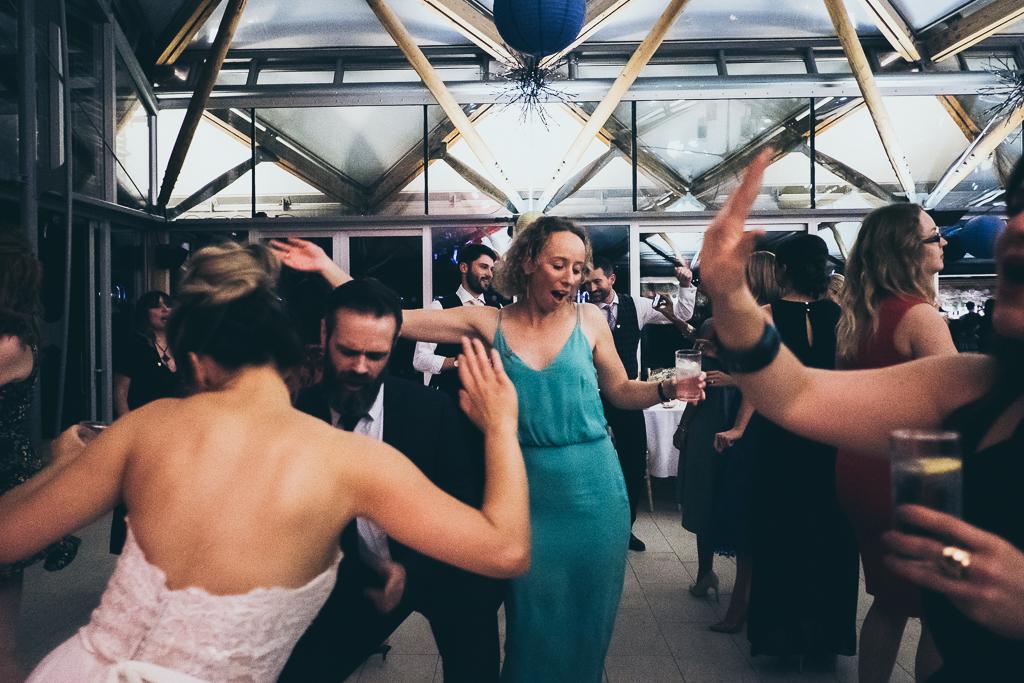 Wedding Photographer Newcastle Bust a move