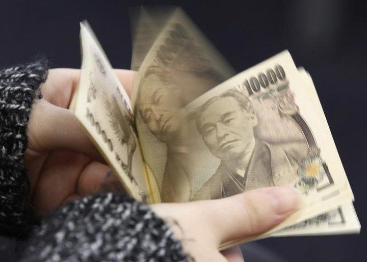 日本円の引き出し