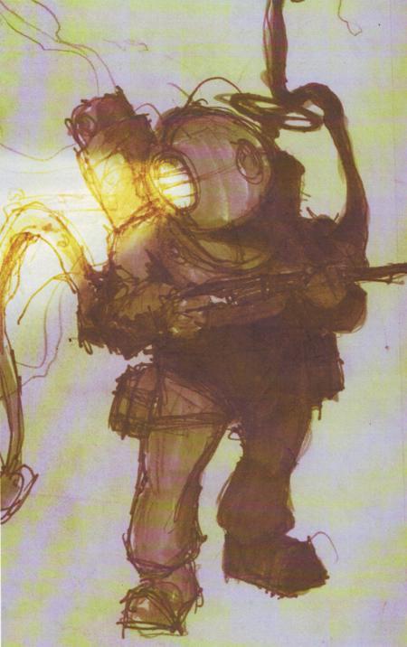 BioShock Beta Concept Unseen64