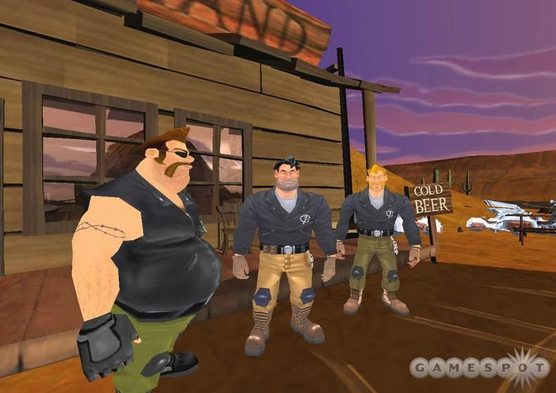 Beta Amp Cancelled Full Throttle Videogames Unseen64