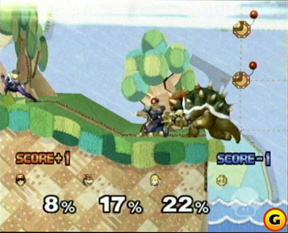 Super Smash Bros Melee GC Beta Unused Stuff Unseen64