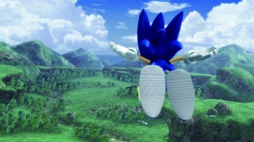 Sonic The Hedgehog 2006 PS3X360 Proto Beta Unseen64