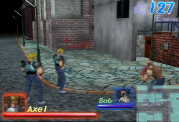 Streets Of Rage 4 Dreamcast Tech Demo Cancelled