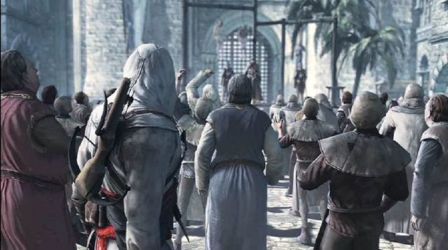 Assassins Creed Beta Xbox 360 PS3 Unseen64