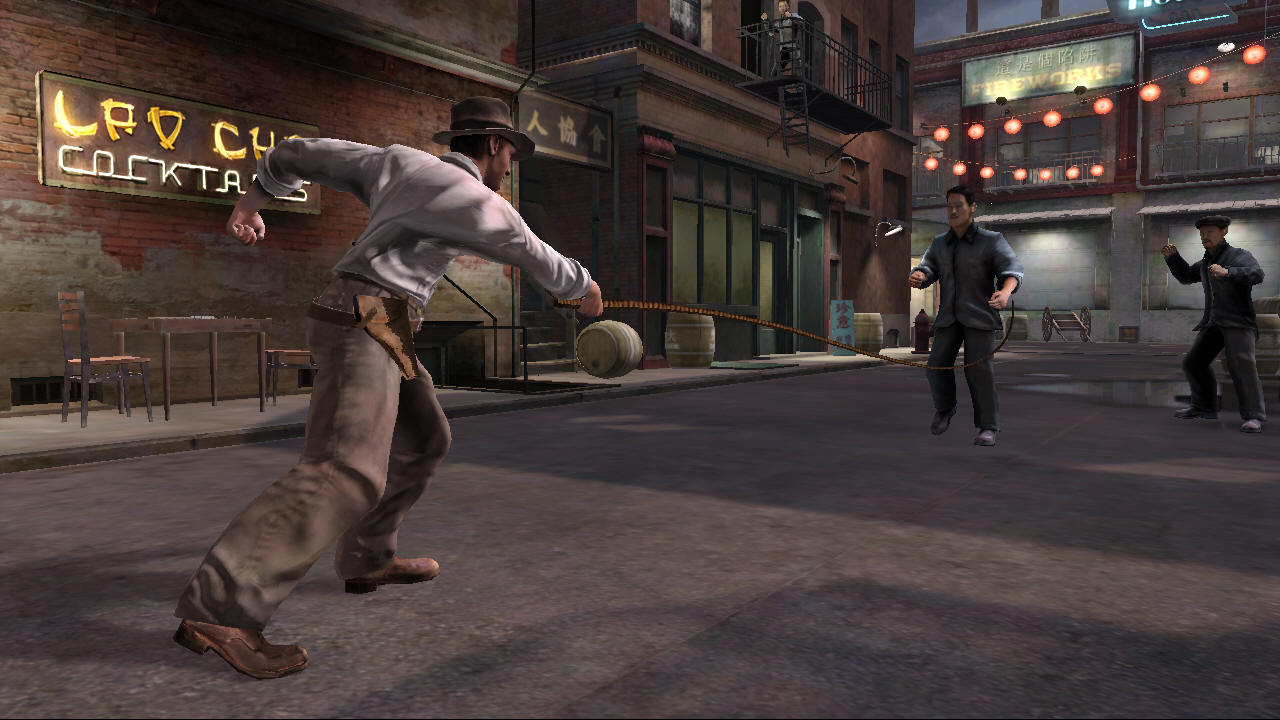 Indiana Jones And The Staff Of Kings X360 Ps3