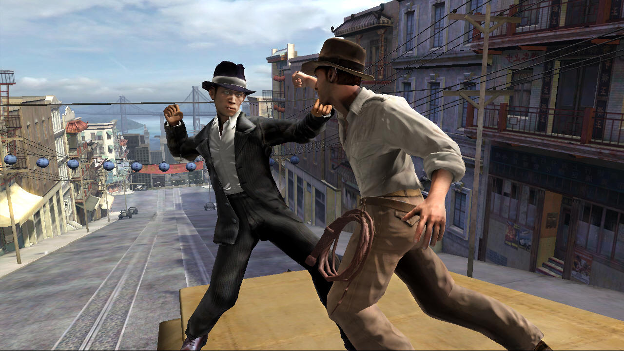 Indiana Jones And The Staff Of Kings X360PS3 Cancelled Unseen64