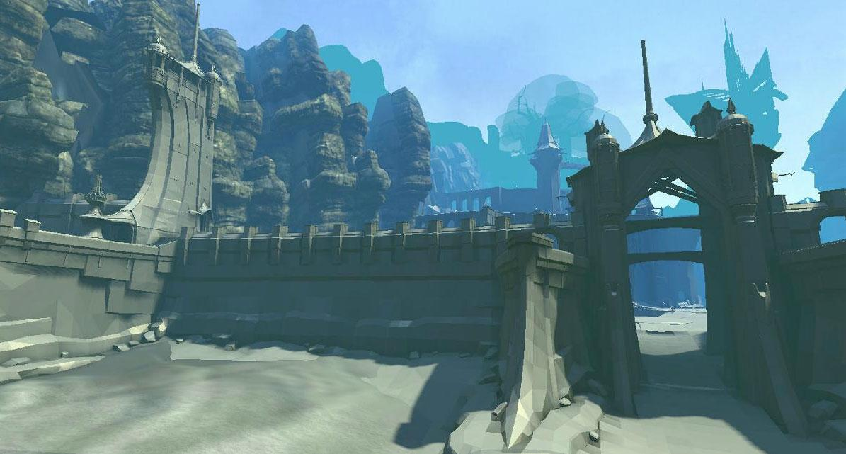 Final Fantasy Fortress Cancelled Xbox 360 PS3 Unseen64